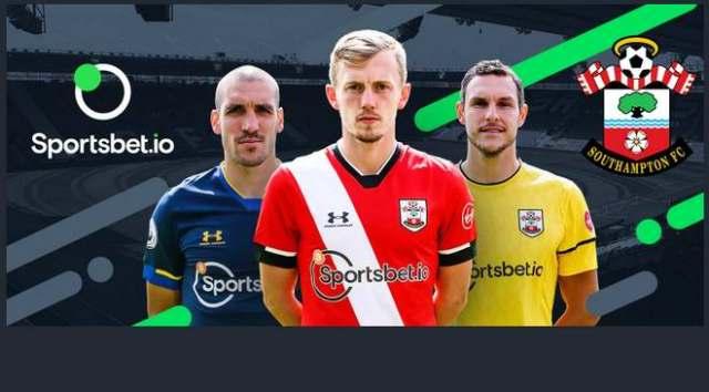 Sportsbet.io partner Soutgempton FC